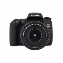 Canon EOS 760D Kit 18-135mm IS STM
