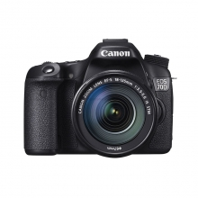 Canon EOS 70D Kit EF-S 18-55 IS STM