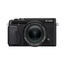 Fujifilm X-E2S Mirrorless Digital Camera with 18-55mm Lens (Black)