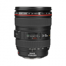 Canon EF 24-105mm F4L IS USM - Mới 100%