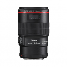 Canon EF 100mm F2.8L Macro IS USM - Mới 100%