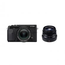 Fujifilm X-E2S Kit 18-55mm + Lens 35mm F2 Black - Chính hãng