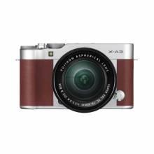 Fujifilm X-A3 Kit 16-50mm (Brown) - Chính hãng