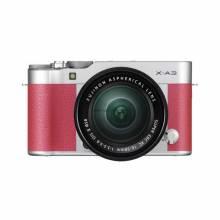 Fujifilm X-A3 Kit 16-50mm (Pink) - Chính hãng