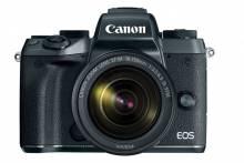 Canon EOS M5 Kit 15-45mm - Chính hãng
