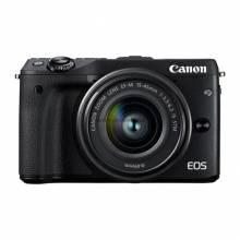 Canon EOS M3 Kit 15-45mm STM (Black) - Chính hãng
