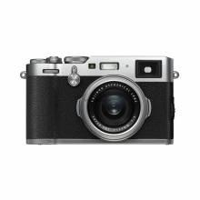 Fujifilm X100F (Black/Silver) - Chính hãng