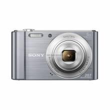 Sony Cyber-shot W810 (Black/Silver) - Chính hãng