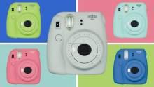 Fujifilm Instax Mini 9 - Chính hãng