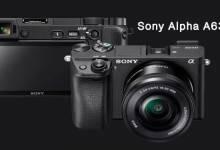 Làm phim cùng Sony Alpha A6300