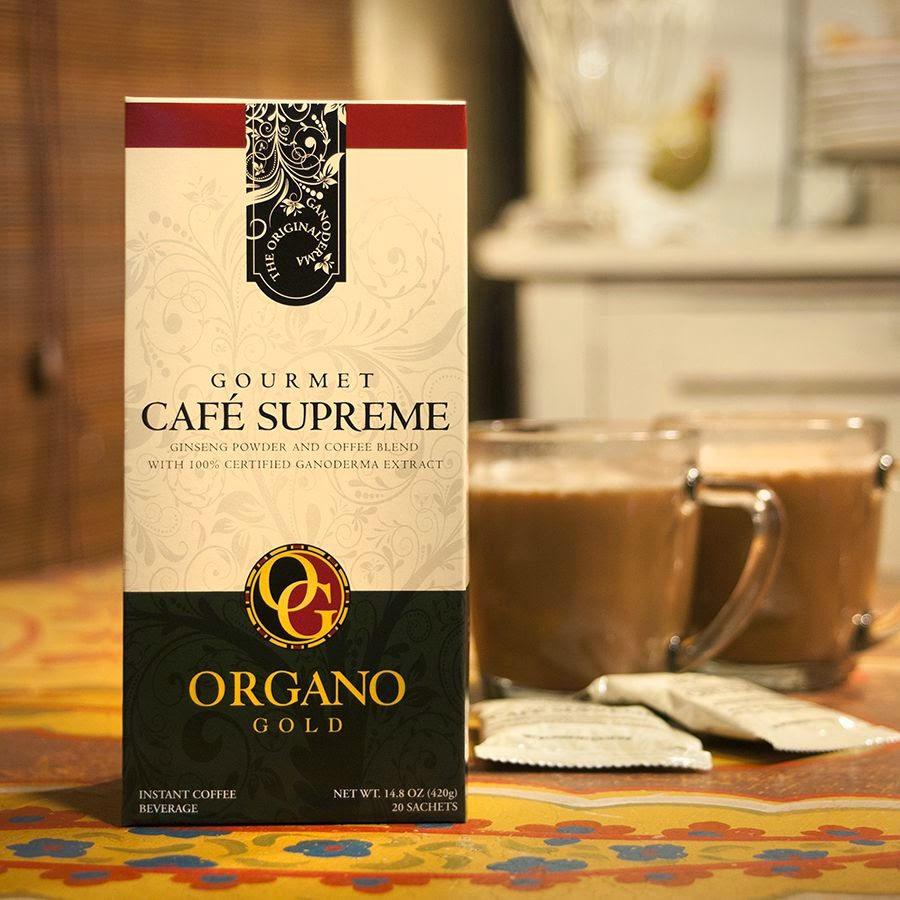 COFFEE Gourmet Cafe Supreme- ORGANO GOLD