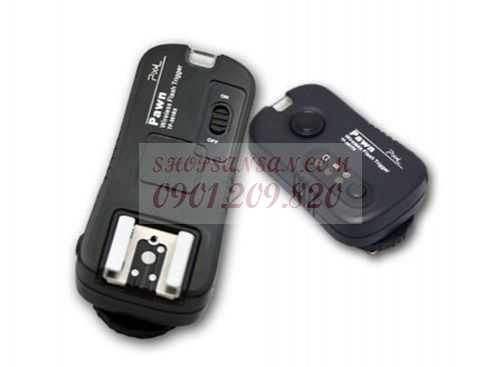 Bộ kích đèn PIXEL TF-362 Wireless Flash Trigger for Nikon