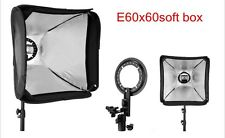 SOFTBOX FOR FLASH E 60X60