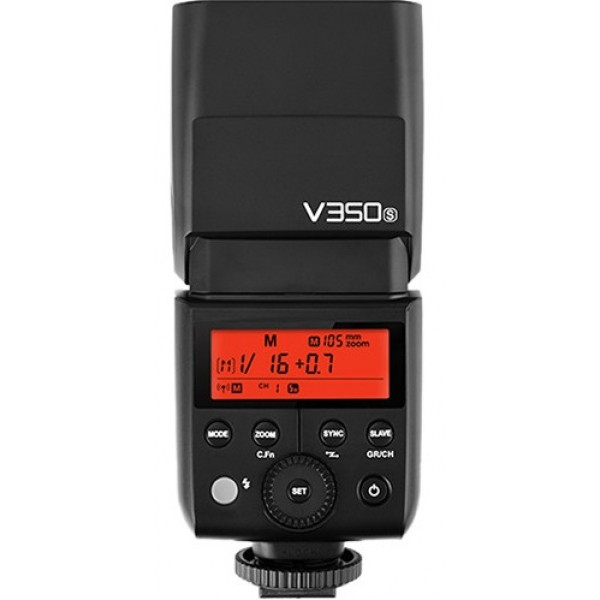 ĐÈN FLASH GODOX V350S FOR SONY
