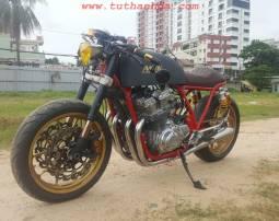 honda cb750f date 1981 cafe racer