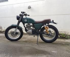 Suzuki GN 125 mod