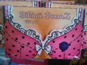 Thuốc nở ngực Thái Lan (Bikinii boomz) là thuốc viên nén cải thiện hormone của cơ thể phụ nữ.