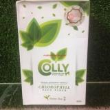 Trà xanh giảm cân Colly Chlorophyll Plus Fiber