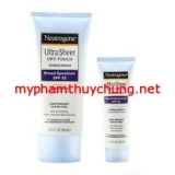 Kem Chống Nắng Neutrogena Ultra Sheer Dry-Touch Sunscreen Broad Spectrum SPF55 (Mỹ)