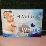 Tăm trắng Havona Body White Shower