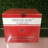Kem trị nám Princess White Magic