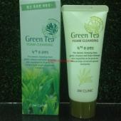 Sua-rua-mat-3W-Clinic-Green-Tea-Foam