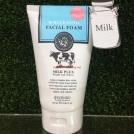 Sữa rửa mặt trắng da sữa bò Milk Plus