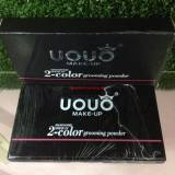 Phấn Highlight UOUO 2 Color Grooming Powder