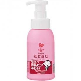 Nước rửa bình sữa Arau 300ml Nhật Bản (rẻ nhất)