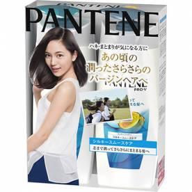 Dầu gội Pantene Japan sét 3 (phục hồi tóc hư tổn)