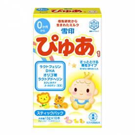 Sữa Snowbaby 0 (130g) hộp giấy