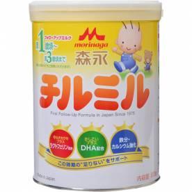 Sữa Morinaga xách tay số 1-3 (820g)