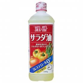 Dầu ăn tách béo Riken 1000g Japan