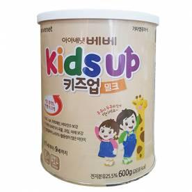 Sữa Kids Up 600g (vị vani)