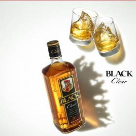 Rượu Black Clear 700ml (nikka whisky)