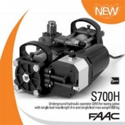 Motor FAAC - ITALYA