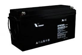 ẮC QUY VISION AGM VRLA 6V-4AH (CP640E)