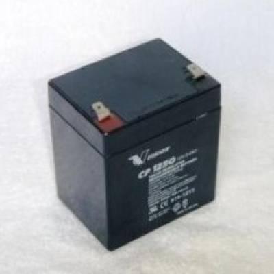 ẮC QUY VISION AGMVRLA 12V-5AH (CP1250A)