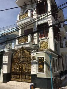 Công trình Anh Phúc - 45/25 Trần Thái Tông, Tân Bình