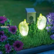 27 mẫu đèn vườn đẹp lung linh