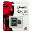 Thẻ nhớ Kingston Micro SDHC Class 4 32Gb