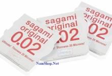 Bán bao cao su Sagami Nhật Bản chính hãng, giá tốt nhất