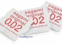 Bao cao su Sagami siêu mỏng có giá bán bao nhiêu tiền?