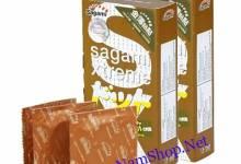 Bao cao su Sagami và 4 lý do được bạn bè thế giới ưa thích
