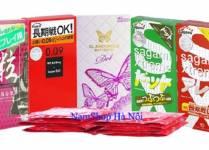 Tổng hợp 10 loại bao cao su có gai của Nhật Bản tốt nhất
