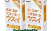 5 loại bao cao su Sagami có nhiều chất bôi trơn nhất
