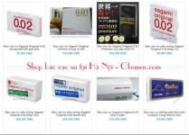 Shop bao cao su tại Hà Nội Okemen.com