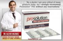ProSolution thuốc uống trị xuất tinh sớm, tăng kích cỡ dương vật