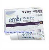 Emla Cream 5%, gel bôi giúp kéo dài thời gian quan hệ