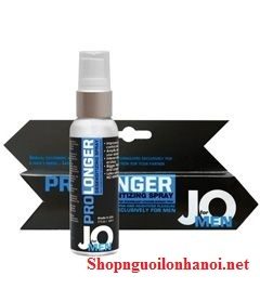 JO Prolonger Spray, chai xịt trị xuất tinh sớm USD